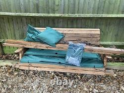 3 seater garden swing chair Seat BNWT Unwanted Gift. Save £££s off list price