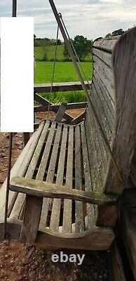 Alexander Rose Swing Seat Canopy Missing