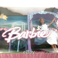 Barbie Princess And The Pauper Erica The Garden Seat Swing Tea Party 2004 RARE