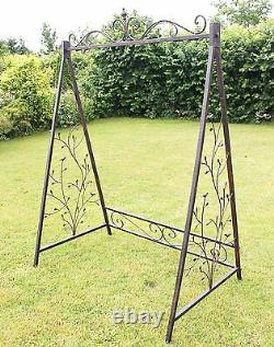 Frame For Swing 1868 Swing Seat Avis Wrought Iron Swing Stand