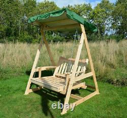 Garden Swing Seat Two Person
