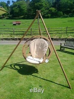 Garden swing seat The Circa by Bambrella the ultimate in comfort and style