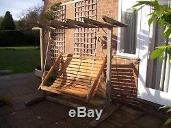 Garden swing seat good condition