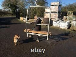 Ski Chair Lift, Excellent Condition, would make Quirky Swinging Garden Seat