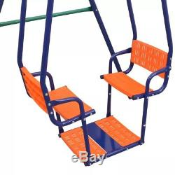 Swing Set with Slide and Seat for Child Kid Toddler Baby Garden Activity Playset