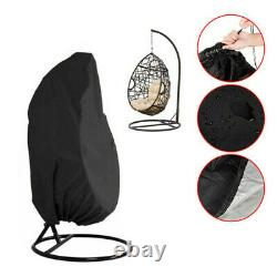 Water-proof Hanging Swing Chair Cover Rattan Egg Seat Protect Garden Patio Easy